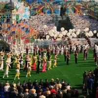 Торжественная театрализованная церемония открытия Дня города-2009 «Москва! Ты всегда молода»