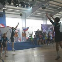Церемония открытия многофункционального игрового комплекса в г. Нижний Новгород