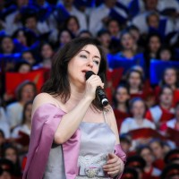 Народная артистка России Тамара Гвердцители