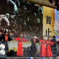 Старт ралли «Шелковый путь-2012» на Красной площади