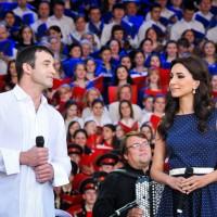 Зара и Народный артист России Дмитрий Певцов