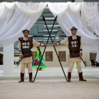 Торжественное открытие бутика мебели
