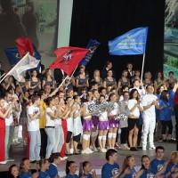 Торжественное открытие VI Московской универсиады и Смотр-конкурс «Спорт и стиль» среди студентов ВУЗов Москвы 9 апреля 2010 г