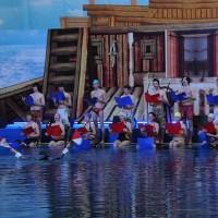 Водная феерия «СЕМЬ ФУТОВ ПОД КИЛЕМ»