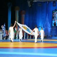 Церемония открытия Чемпионата Европы 2006 года по греко-римской, вольной и женской борьбе