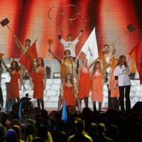 Фестиваль студенчества «Спорт и мода»