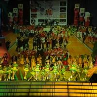 Спортивный мюзикл «Чиполлино»
