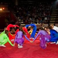 Фестиваль детского спортивно-художественного творчества