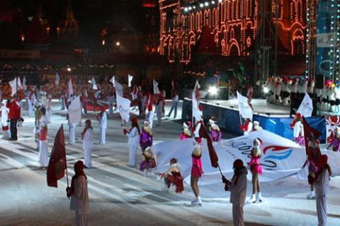 Фестиваль московской молодежи в поддержку Заявки Москвы на право проведения Юношеских Олимпийских игр 2010 года