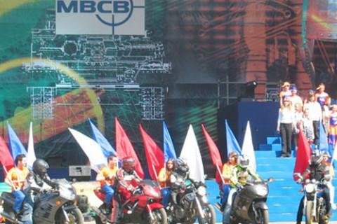 Церемония открытия военно-спортивного форума «Готов к труду и обороне»