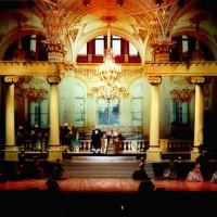 Торжественный юбилейный вечер, посвященный 250-летию Московского Государственного Университета им. М.В.Ломоносова