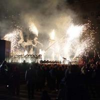 Церемония открытия V Международного театрального фестиваля им. А.П. Чехова