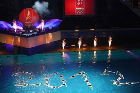 Шоу олимпийских чемпионов «Время побед»