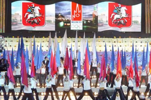 Презентация заявочной книги «Москва — 2012″