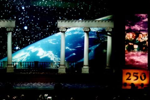 Торжественный юбилейный вечер, посвященный 250-летию МГУ им. Ломоносова
