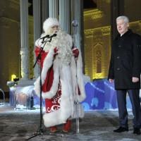Новогоднее караоке Деда Мороза