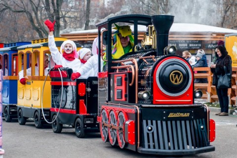 Встрече Всероссийского Деда Мороза «НОВОГОДНИЕ ПРИКЛЮЧЕНИЯ В ЗООПОЛИСЕ»